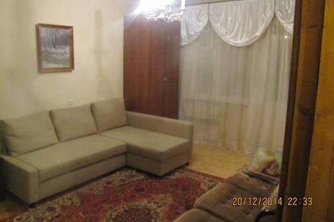 Сдается 1-комнатная квартира посуточно в Одинцове, бульвар Маршала Крылова, д 27.
