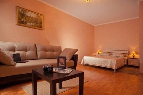 Сдается 1-комнатная квартира посуточнов Пензе, ул. Кулакова, 2.