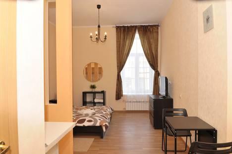 Сдается 1-комнатная квартира посуточно в Санкт-Петербурге, набережная канала Грибоедова 7.