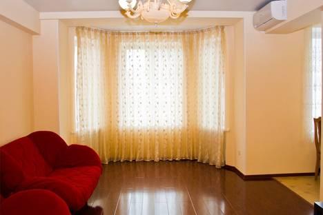 Сдается 2-комнатная квартира посуточно в Волгограде, ул.Мира 11.