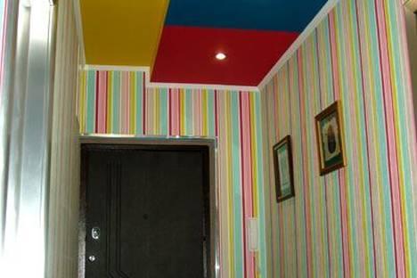 Сдается 2-комнатная квартира посуточно, Ул. Ерошевского,18.
