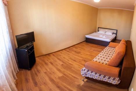 Сдается 1-комнатная квартира посуточно в Тюмени, ул, Василия Гольцова 9.