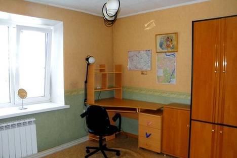 Сдается 3-комнатная квартира посуточно, Социалистический 69.