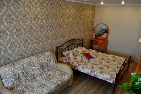 Сдается 1-комнатная квартира посуточно в Калуге, Октябрьская 20.