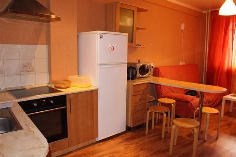 Сдается 1-комнатная квартира посуточнов Тюмени, ул.Минская д.7 к.1.