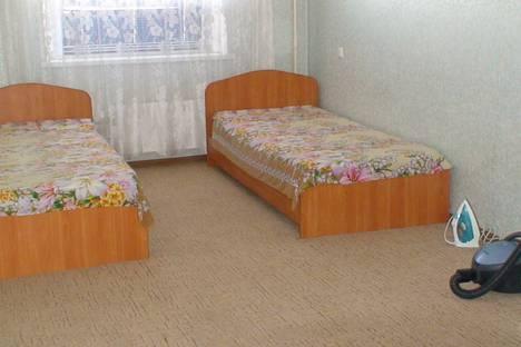 Сдается 2-комнатная квартира посуточно в Магнитогорске, пр.Ленина 133/1.