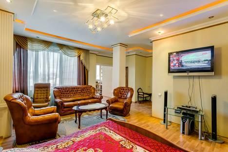 Сдается 1-комнатная квартира посуточнов Ростове-на-Дону, ул.Пушкинская д.27.
