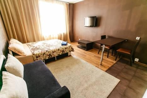Сдается 1-комнатная квартира посуточно в Тюмени, 50 лет ВЛКСМ 13.