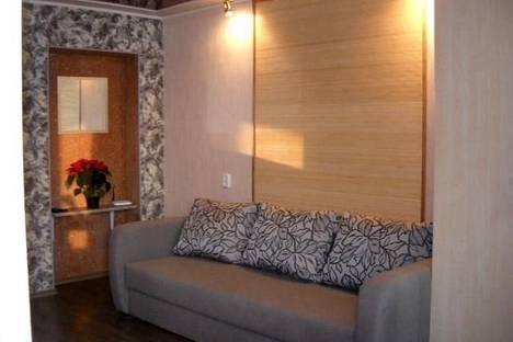 Сдается 1-комнатная квартира посуточнов Новомосковске, ул. Набережная Победы, 50.