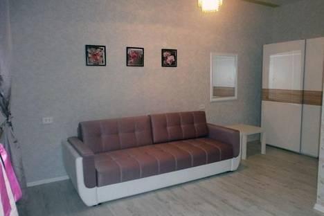 Сдается 1-комнатная квартира посуточнов Новомосковске, ул. Баумана, 3.