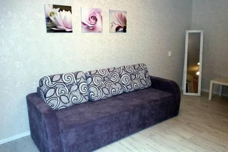 Сдается 1-комнатная квартира посуточнов Новомосковске, ул. Высоковольтная, 32.