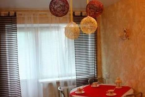 Сдается 2-комнатная квартира посуточно в Лиде, Ленинская, 6.