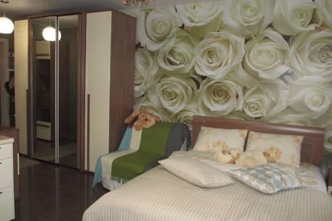 Сдается 1-комнатная квартира посуточнов Люберцах, Инициативная ул., 13.