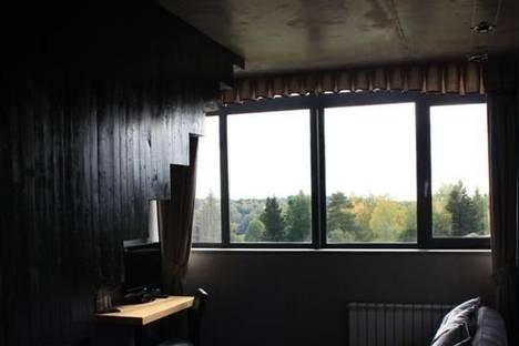 Сдается 2-комнатная квартира посуточно в Яхроме, д. Курово, 1.