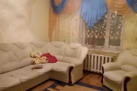Сдается 1-комнатная квартира посуточно в Уральске, северо восток 19.