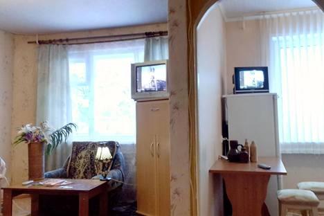 Сдается 1-комнатная квартира посуточнов Кирове, ул. Монтажников, 34.