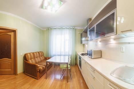 Сдается 1-комнатная квартира посуточнов Казани, Чистопольская ул., 60.