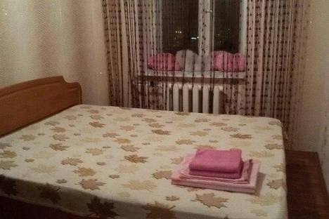 Сдается 2-комнатная квартира посуточно в Йошкар-Оле, ул. Йывана Кырли,46.