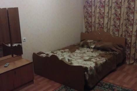 Сдается 1-комнатная квартира посуточно в Старом Осколе, м-он Северный 27.