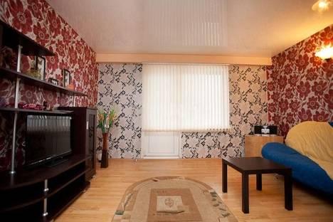 Сдается 1-комнатная квартира посуточно в Челябинске, Дзержинского д.95а.