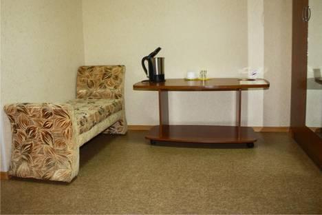 Сдается 1-комнатная квартира посуточнов Горно-Алтайске, Чорос-Гуркина, дом 71.