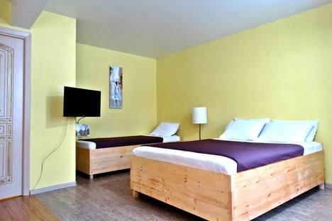 Сдается 1-комнатная квартира посуточно в Туле, Фрунзе,д.23.