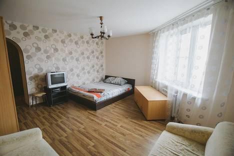 Сдается 1-комнатная квартира посуточнов Чебоксарах, Строителей 11.