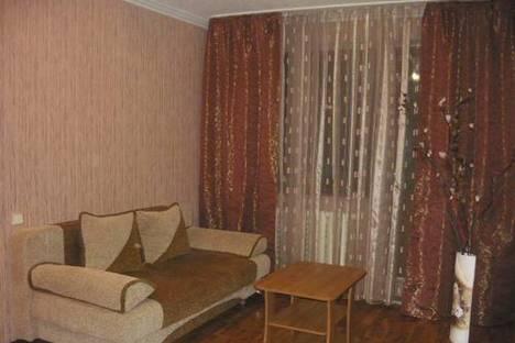 Сдается 2-комнатная квартира посуточно в Набережных Челнах, Казанский проспект, 8.