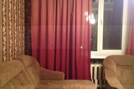 Сдается 1-комнатная квартира посуточнов Новокузнецке, Кирова, 45.