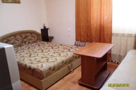 Сдается 1-комнатная квартира посуточно в Евпатории, Горького, 7а.