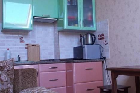 Сдается 1-комнатная квартира посуточно в Серпухове, ул. Калужская, 5/2.