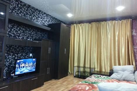Сдается 1-комнатная квартира посуточно в Балакове, степная 94.