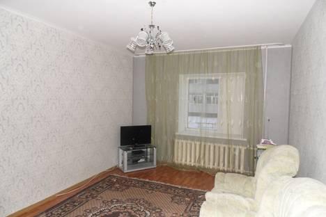 Сдается 1-комнатная квартира посуточно в Уральске, 5-й микрорайон 5.