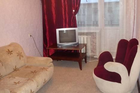 Сдается 1-комнатная квартира посуточно в Горно-Алтайске, Коммунистический проспект, 164.