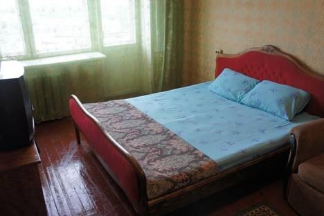 Сдается 1-комнатная квартира посуточно в Архангельске, проспект Дзержинского, 9.