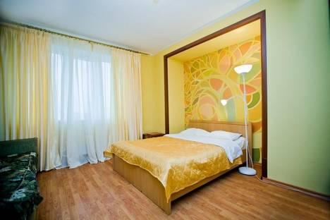 Сдается 1-комнатная квартира посуточнов Московском, Марксистская, 5.