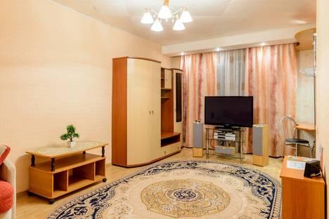 Сдается 1-комнатная квартира посуточно в Воркуте, Ленина, 50.