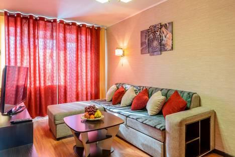 Сдается 2-комнатная квартира посуточнов Воркуте, Мира, 4.