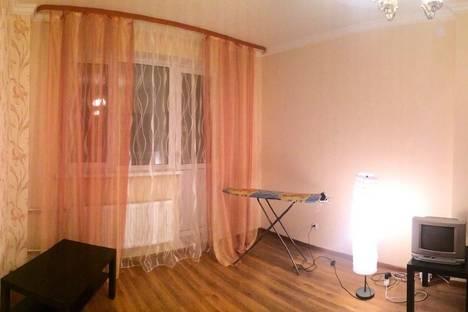 Сдается 1-комнатная квартира посуточнов Казани, ул. Юлиуса Фучика, 2б.
