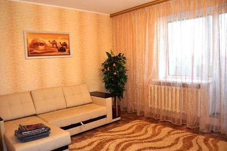 Сдается 2-комнатная квартира посуточно в Брянске, Красноармейская, 100.