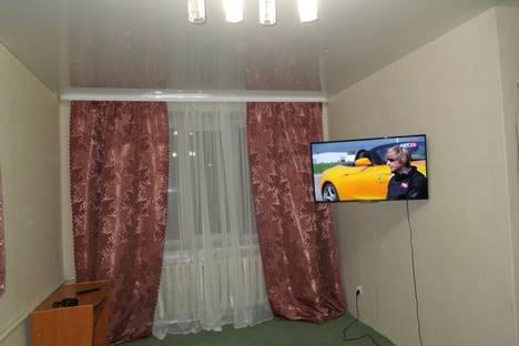 Сдается 1-комнатная квартира посуточнов Уфе, ул. 40 лет Октября, 10.
