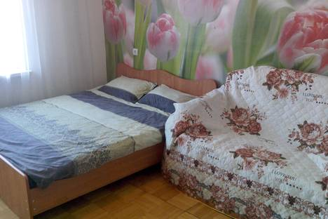 Сдается 1-комнатная квартира посуточнов Ижевске, Удмуртская ул., 139.