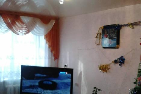 Сдается 1-комнатная квартира посуточно в Миассе, ул. Лихачева, 43.