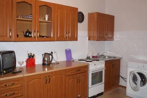 Сдается 3-комнатная квартира посуточно в Иркутске, Лермонтова, 61.