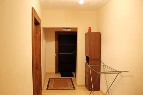 Сдается 3-комнатная квартира посуточно в Иркутске, Лермонтова, 81/24.