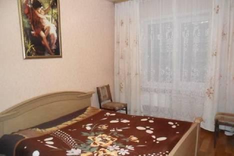 Сдается 3-комнатная квартира посуточно в Иркутске, Депутатская, 10.