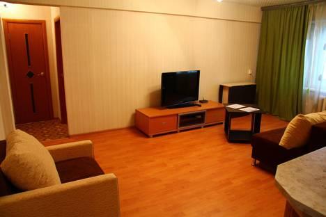 Сдается 2-комнатная квартира посуточно в Воркуте, Ломоносова, 6.