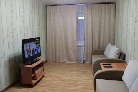 Сдается 2-комнатная квартира посуточно в Воркуте, ул. Яновского, 2а.