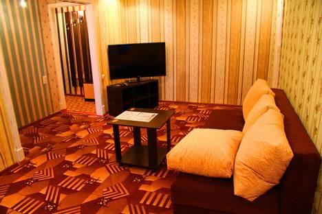 Сдается 2-комнатная квартира посуточно в Воркуте, Ленина, 36.