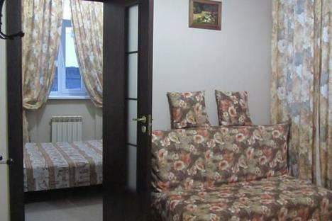 Сдается 2-комнатная квартира посуточно в Хвалынске, ул. Урицкого, 36.